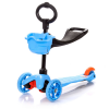 Meteor Three Wheel 2in1 roller - Blue