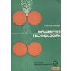 Mezőgazdasági Malomipari technológiák