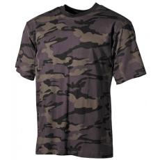 MFH álcázó trikó combat camo minta, 170g/m2