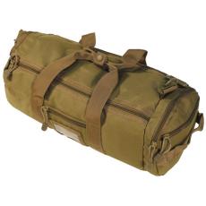 MFH Round táska, coyote 45x19 cm