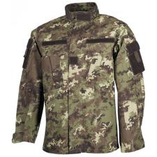 MFH US ACU blúz Rip-Stop minta vegetato férfi kabát, dzseki