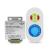 Mi-Light Rádiófrekvenciás távirányító , dimmer és vezérlő egy csomagban , 433 MHz