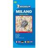 MICHELIN Milánó térkép - Michelin 46