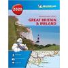 MICHELIN Nagy-Britannia atlasz spirál Michelin 1:300 000 Írország atlasz, Nagy-Britannia térkép 2020