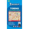 MICHELIN Torino térkép - Michelin 20