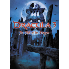 Microids Dracula 3: The Path of the Dragon (PC - Steam Digitális termékkulcs) videójáték