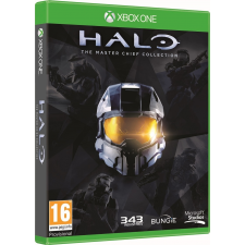 Microsoft Halo Master Chief Collection Xbox One videójáték