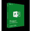 Microsoft Project Server 2013 Standard User CAL elektronikus tanúsítvány