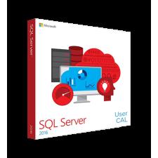 Microsoft SQL Server 2016 User CAL elektronikus tanúsítvány operációs rendszer