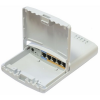 MIKROTIK PowerBox Outdoor 5x Ethernet port with PoE output 6V-30V/1-2A router