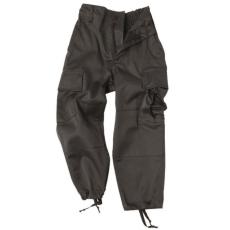 Mil-Tec Hose gyerek nadrág, fekete