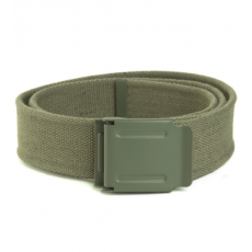 Mil-Tec öv halvány-zöld, 4,5 cm