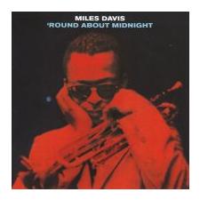 Miles Davis 'Round About Midnight (CD) jazz