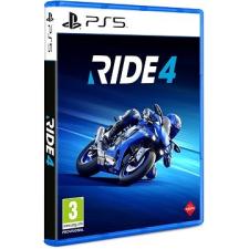 Milestone RIDE 4 - PS5 videójáték