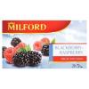 Milford Fruit Infusion szeder-málna ízű gyümölcstea 20 filter 50 g
