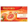 Milford Fruit Infusion vérnarancs ízű gyümölcstea 20 filter 50 g