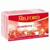 Milford gyümölcstea 20x2,5 g eper-joghurt ízű
