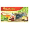 Milford menta füge-alma-datolya ízű aromatizált herbatea keverék 20 filter 40 g