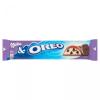 Milka & Oreo töltött tejcsokoládé szelet 37 g kakaós kekszdarabokkal
