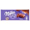 Milka Noisette alpesi tejcsokoládé mogyorómasszával 100 g