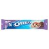 Milka & Oreo alpesi tejcsokoládé kakaós kekszdarabokkal és vaníliaízű tejes krémtöltelékkel 37 g