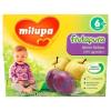 Milupa Frutapura alma-szilva gyümölcspüré 6 hó+ 4 db 400 g