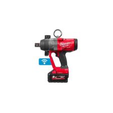 Milwaukee M18 ONEFHIWF1-802X ONE-KEY™ FUEL™ akkus ütvecsavarozó, 1˝ meghajtással (M-4933459733) ütvecsavarozó