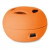 Mini hangszóró kábellel, narancssárga
