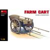 MiniArt 1/35 Farm Cart modell kiegészítő (Dioráma)