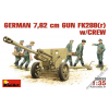 MiniArt - German 7,62 ?m Gun FK288(r) with Crew