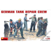 MiniArt - German Tank Repair  Crew
