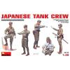 MiniArt JAPANESE TANK CREW figura makett Miniart 35128