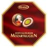 Mirabell Mozartkugeln étcsokoládé világos és sötét mogyoróskrém és marcipán töltelékkel 100 g