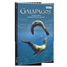 Mirax Galápagos - A sziget, amely megváltoztatta a világot természet- és alkalmazott tudomány