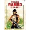 Mirax Rambo I-II-III DVD díszdoboz -