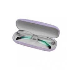 Miss Lulu KONO kemény szemüvegtok- lila napszemüveg