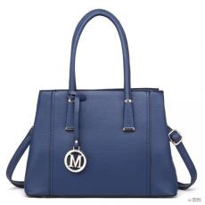 Miss Lulu London LT1748 BE - Miss Lulu válltáska táska kék