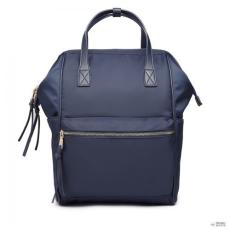 Miss Lulu London LT6840-MISS LULU PORTABLE vízPROOF hátizsák táska táska NAVY