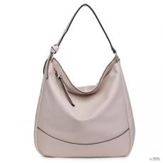 Miss Lulu London S1761 BG - Midium méret Miss Lulu Slouch Hobo válltáska bevásárló táska táska
