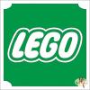 Mk Kreatív Stúdió 5x5 cm-es Csillám tetoválás sablon - Lego 456