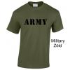 Mk Kreatív Stúdió Póló - ARMY