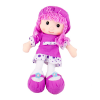 MK Toys Lila rongybaba, 40 cm