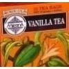 Mlesna vanília ízesítésű fekete tea 10db