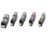 MMC Canon CLI-521BK Chipes Fekete patron (10ml)