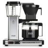 Moccamaster KBG Select 1520W 1.25L ezüst félautomata kávéfőző
