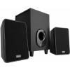 Modecom MC-S1 [ 2.1 ] hangszóró, fekete