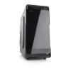 Modecom MINI COOL AIR táp nélküli microATX számítógépház fekete