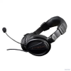 Modecom MODECOM MC-828 Striker headset - 2 x 3.5mm Jack - fekete
