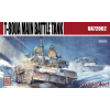 Modelcollect T-80UA Main Battle Tank makett UA72062