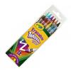 Modell & Hobby Kft. Crayola Csavarozható színes ceruza 12db